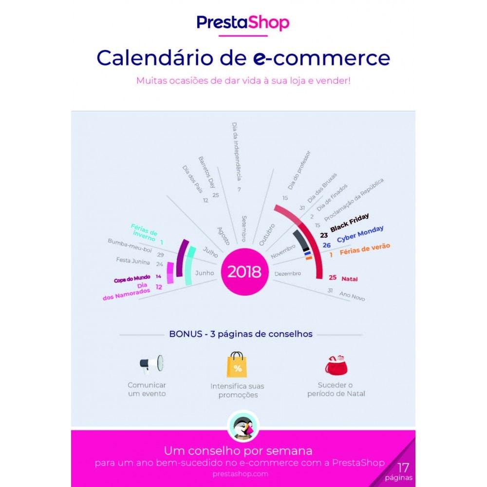 other - Calendário ecommerce - Calendário de e-commerce 2018 de fim de ano - 1