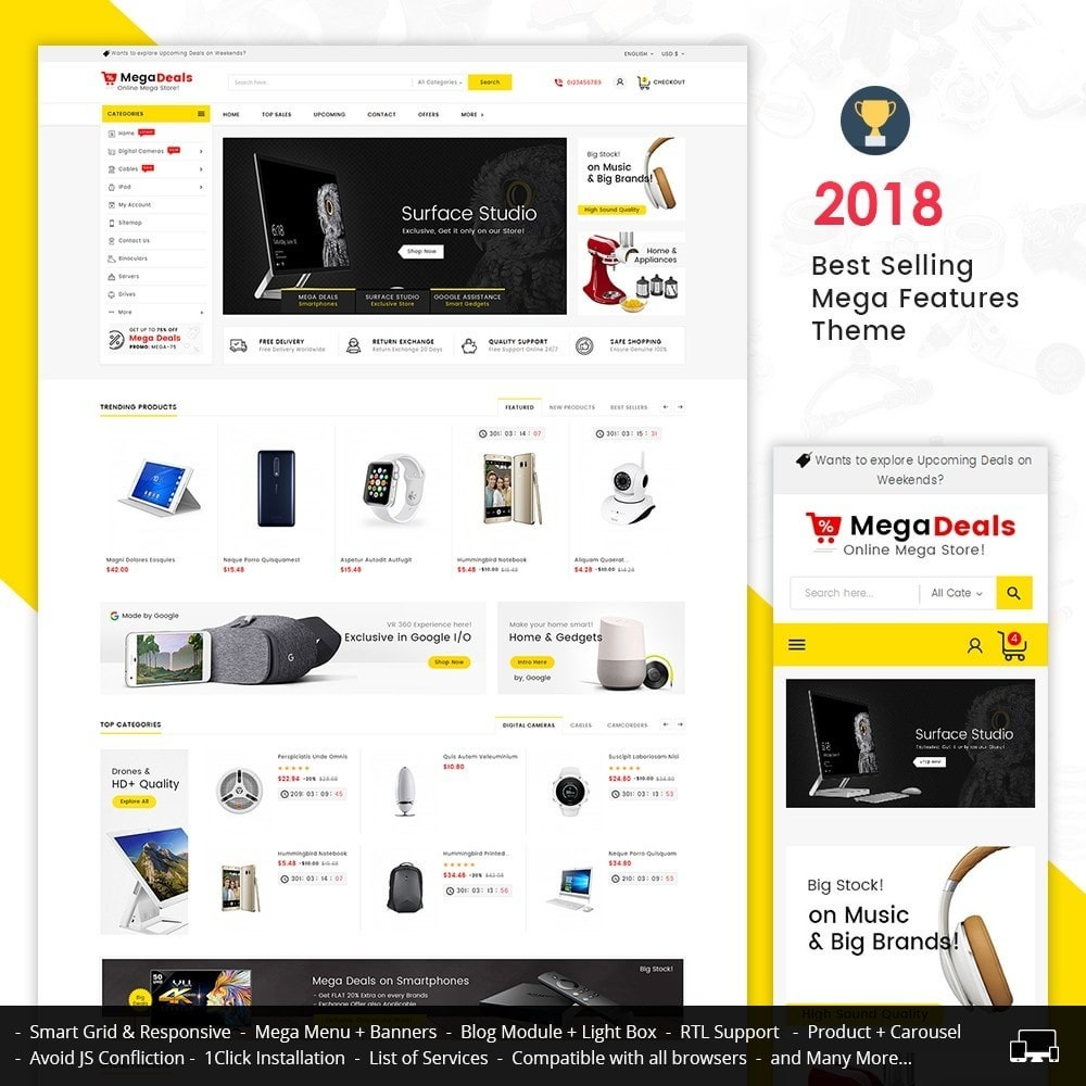 Mega Deals Electronics