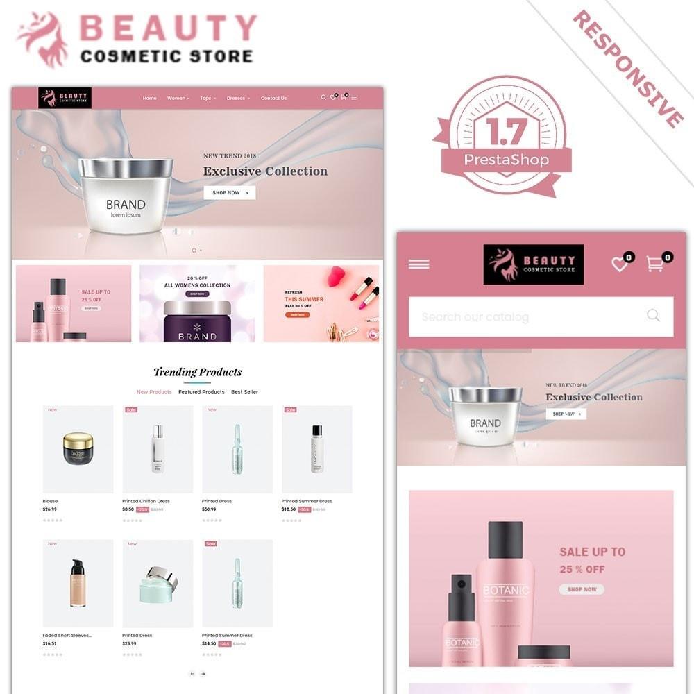 Tienda de cosmética