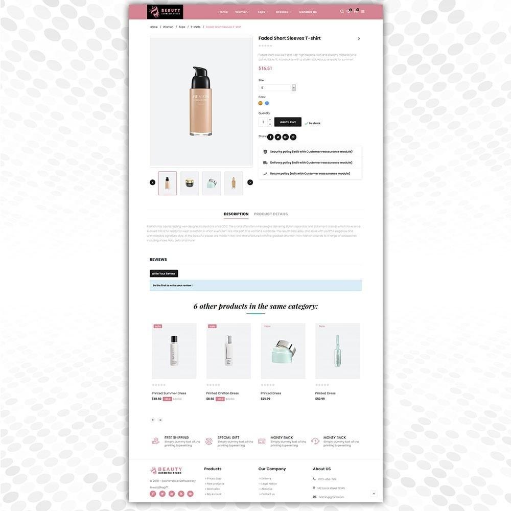 theme - Moda & Calçados - Loja de cosmética - 6