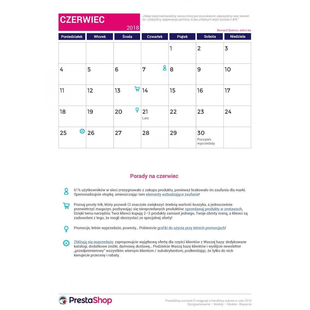 other - Kalendarz e-commerce - Kalendarz e-commerce 2018 na koniec roku - 2