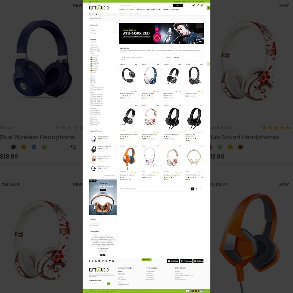 theme - Elettronica & High Tech - Elite Audio – The Electronic Store - 4