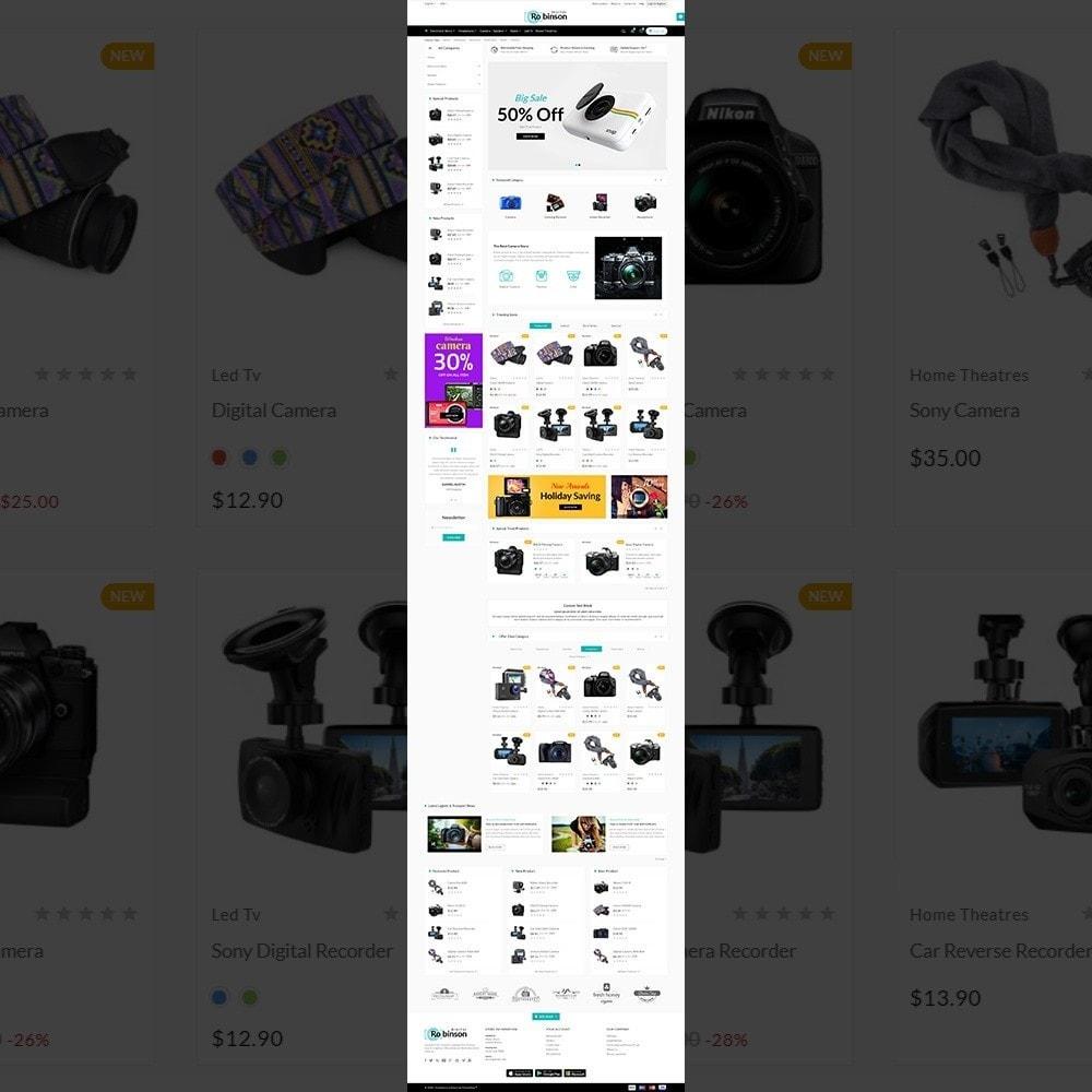 theme - Elektronica & High Tech - Binson – The Electronic Store - 2