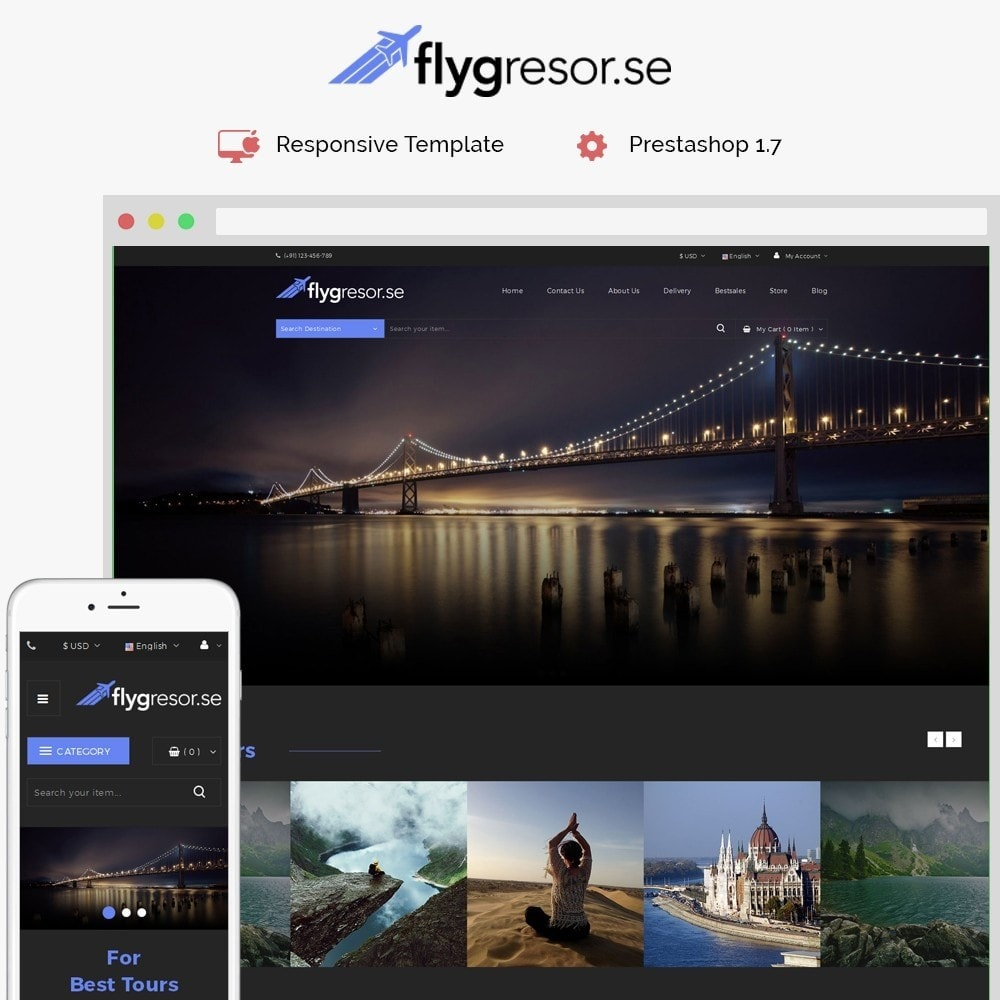 theme - Sports, Activities & Travel - Flygresor.se Travel Store - 1