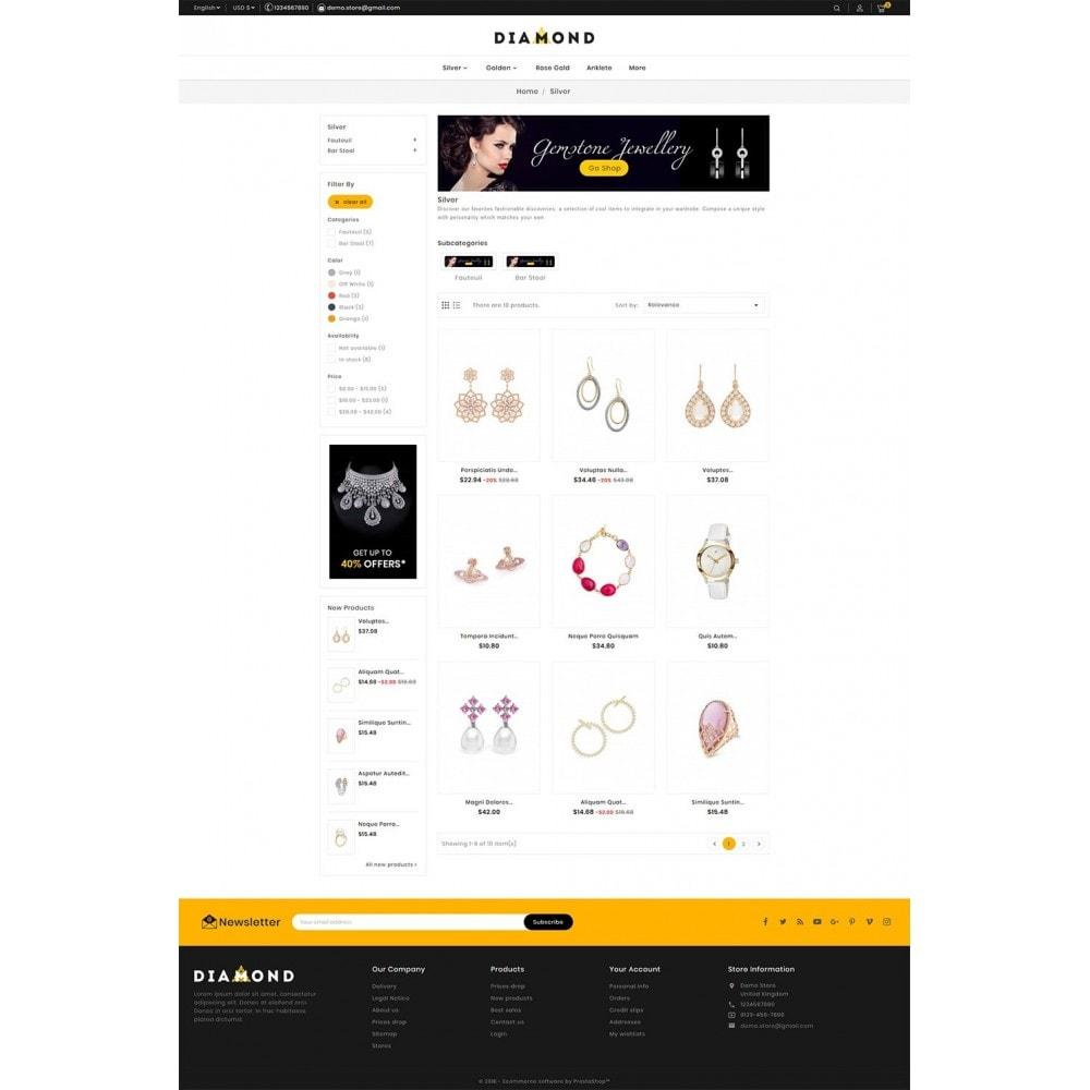 theme - Biżuteria & Akcesoria - Diamond Jewelry - 3
