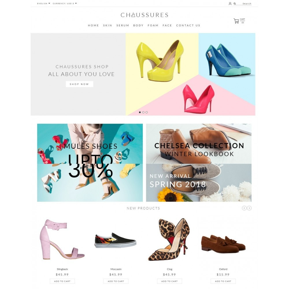 theme - Fashion & Shoes - Chaussures Fashion - 2