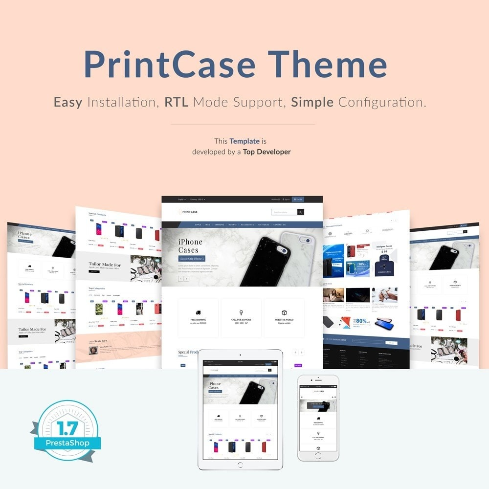 Print Case Collection