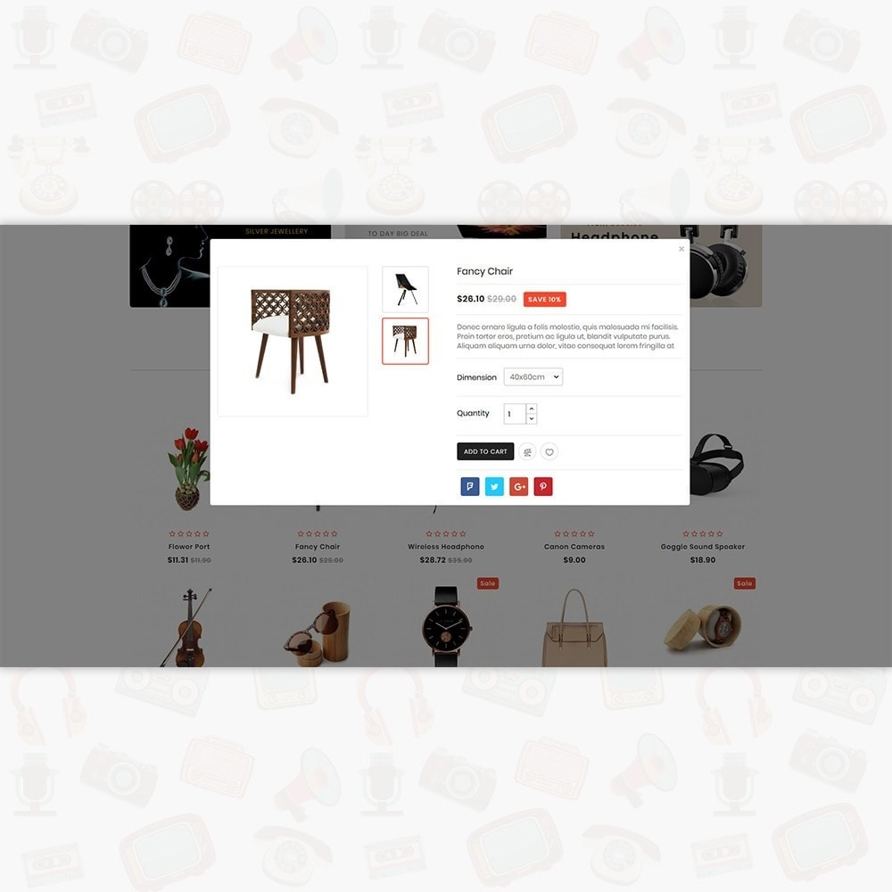 theme - Elettronica & High Tech - Qik deal - The Mega Ecommerce Store - 7