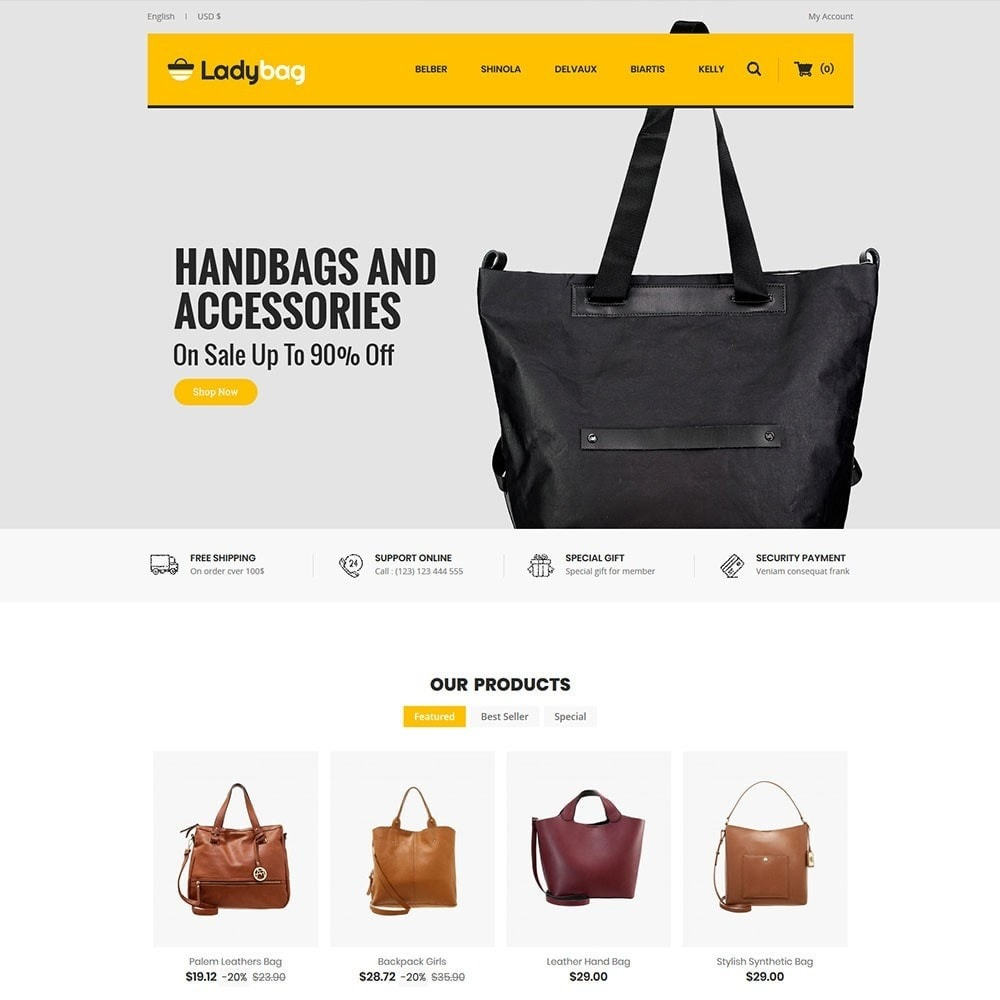 Ladybag Bag Store