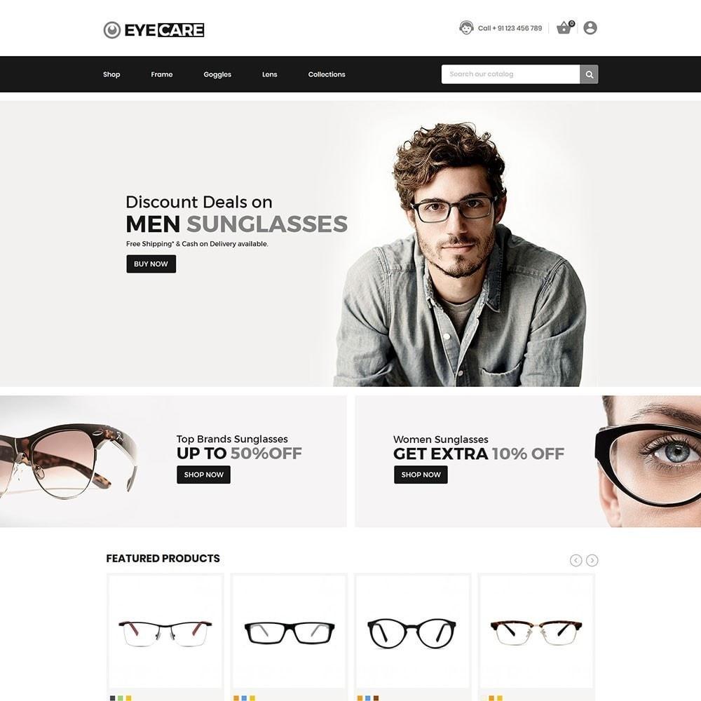 theme - Mode & Schoenen - Eyecare - Fashion Store - 2
