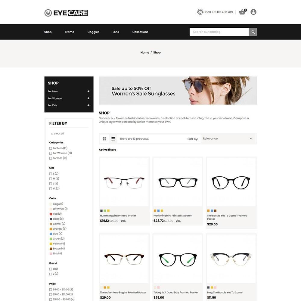 theme - Mode & Schoenen - Eyecare - Fashion Store - 4