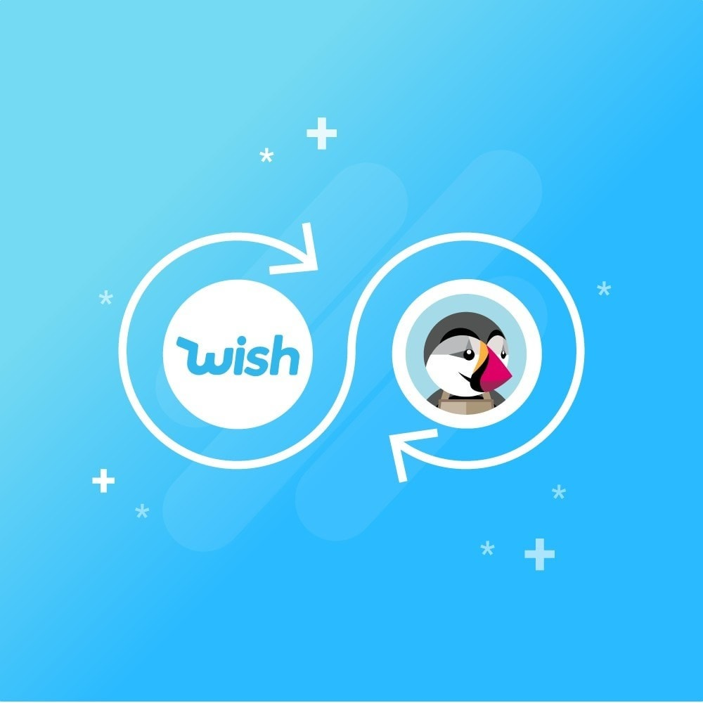 module - Marketplace - CedCommerce Wish Integration - 1