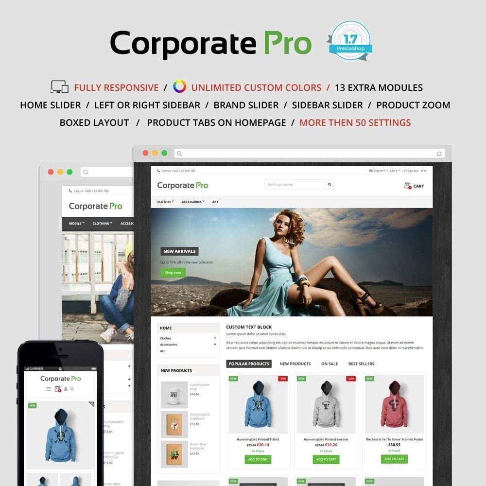 Corporate Pro 1.7