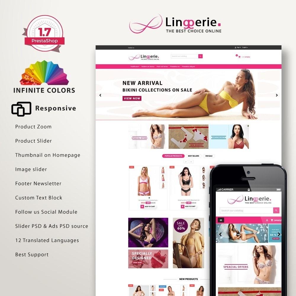 Lingerie winkel premium GB106