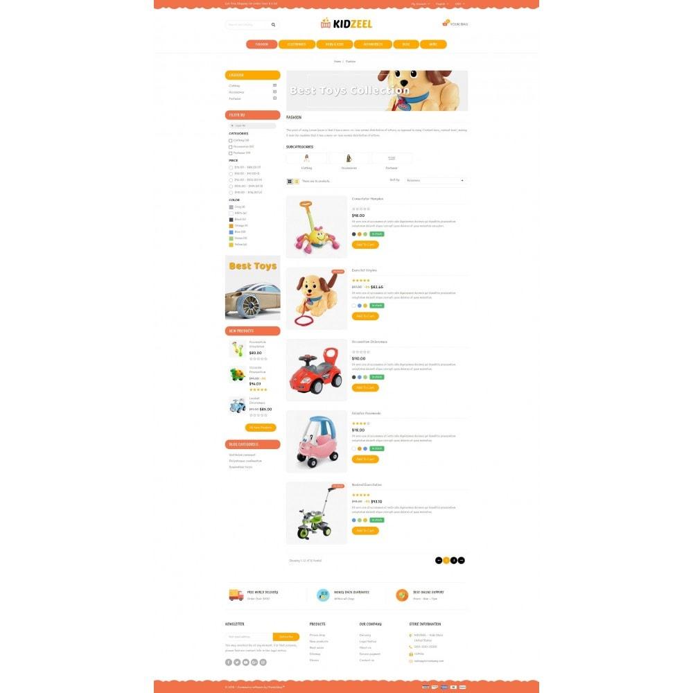 theme - Crianças & Brinquedos - KidZeel - Toys Store - 4