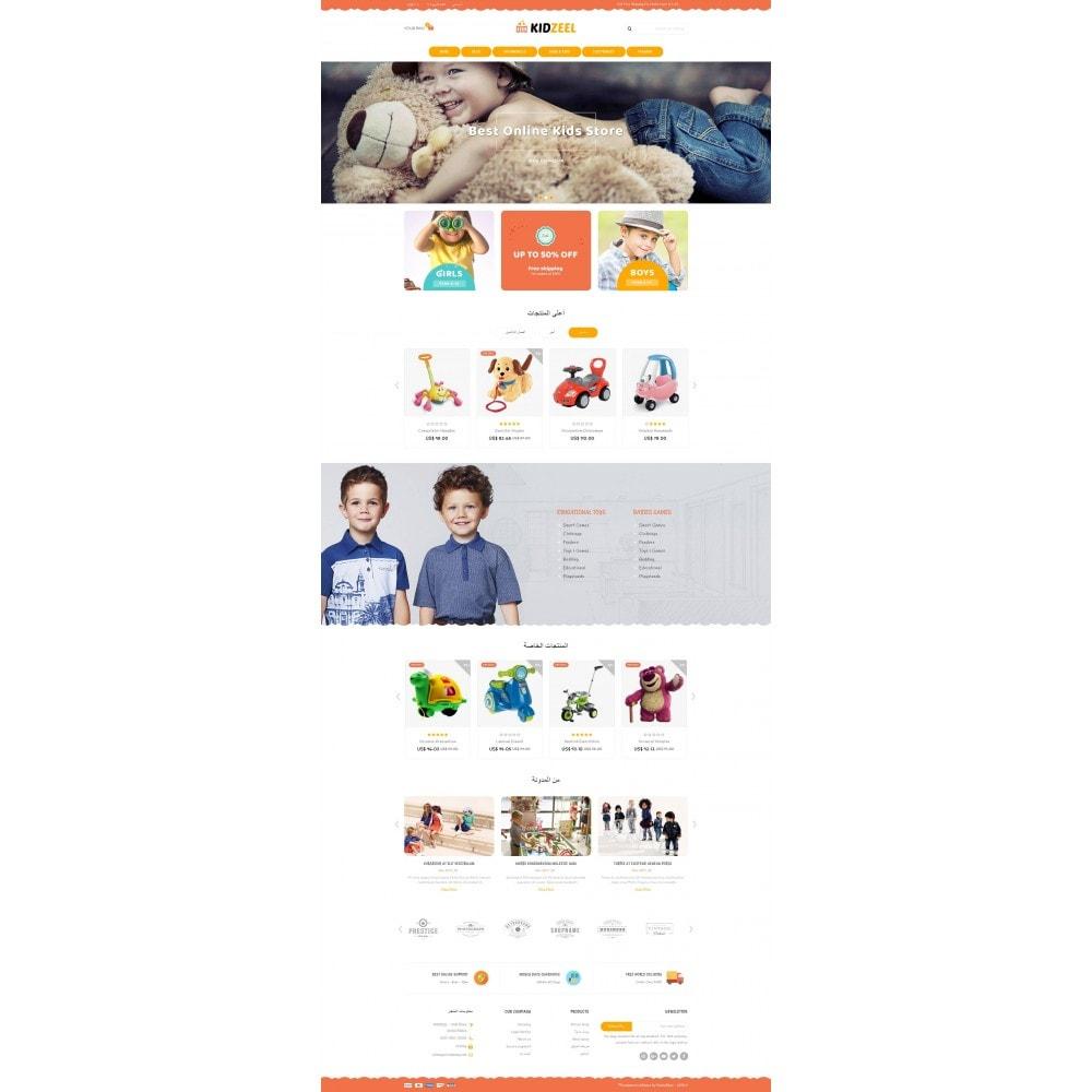 theme - Crianças & Brinquedos - KidZeel - Toys Store - 10
