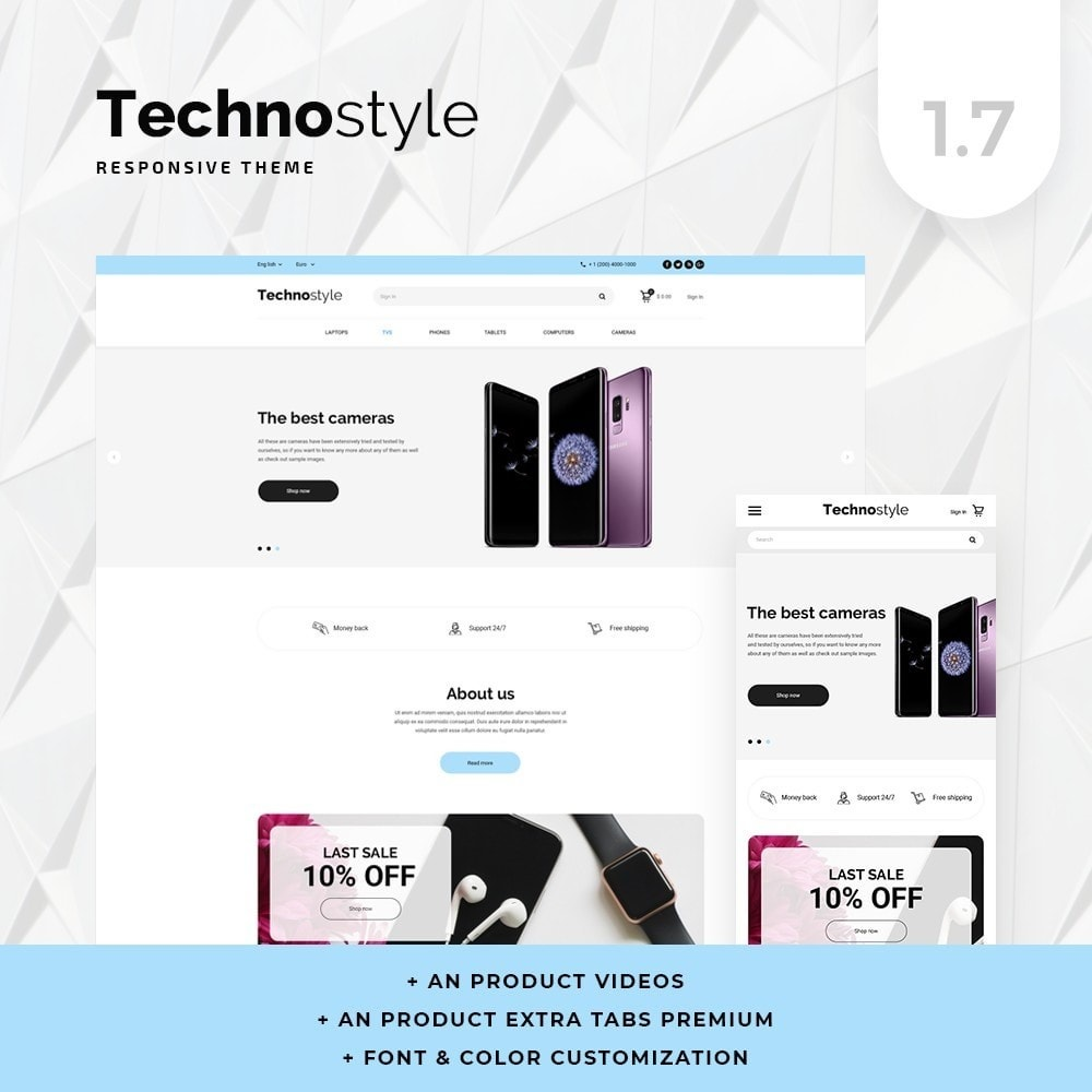 Technostyle - High-tech Shop