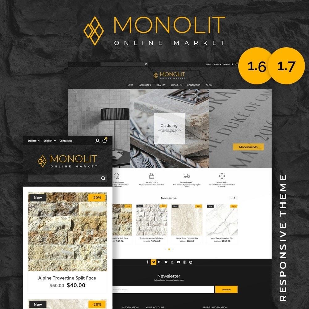 theme - Art & Culture - Monolit - 1