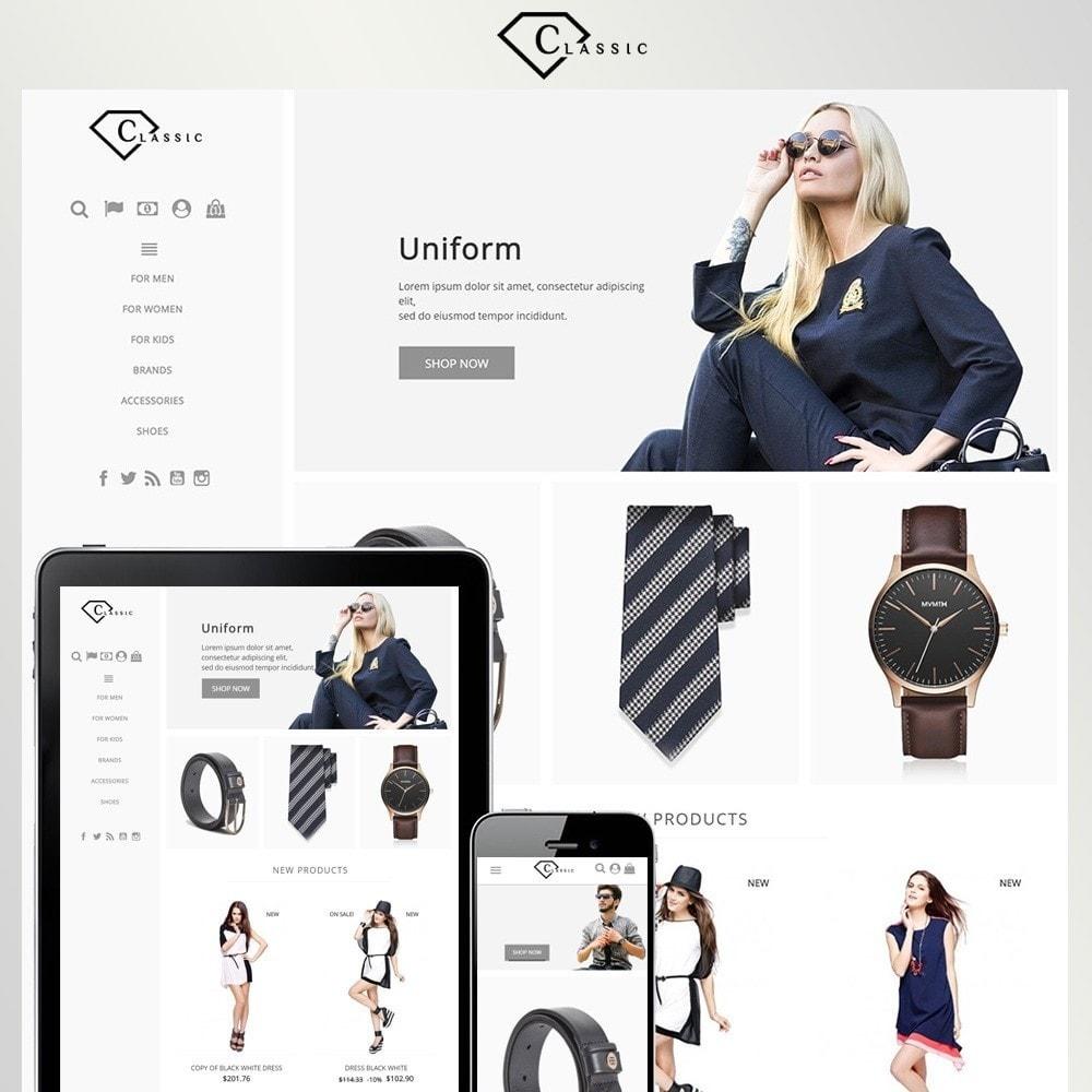 theme - Moda & Obuwie - Classic Fashion - 1