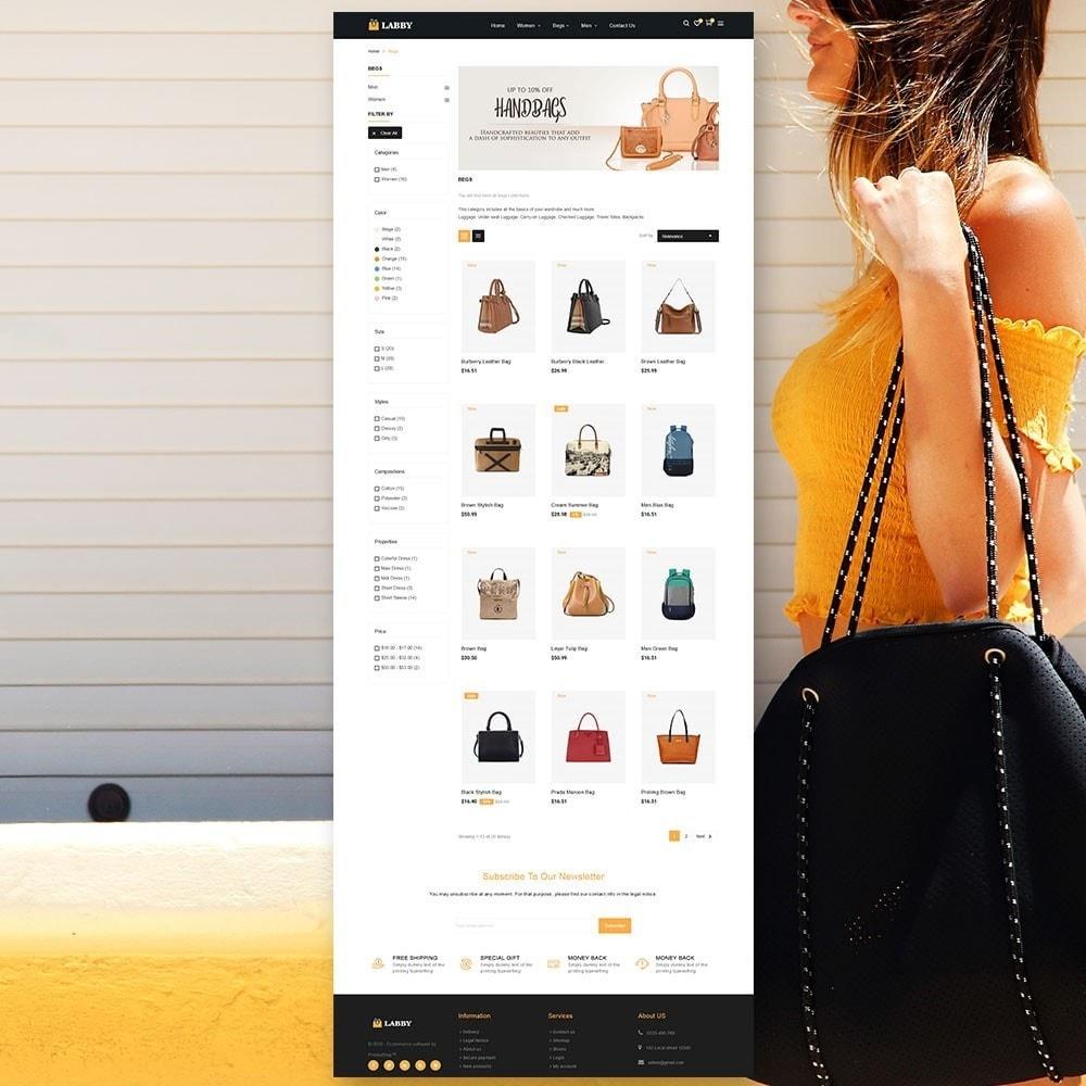 Bag Parallax Store