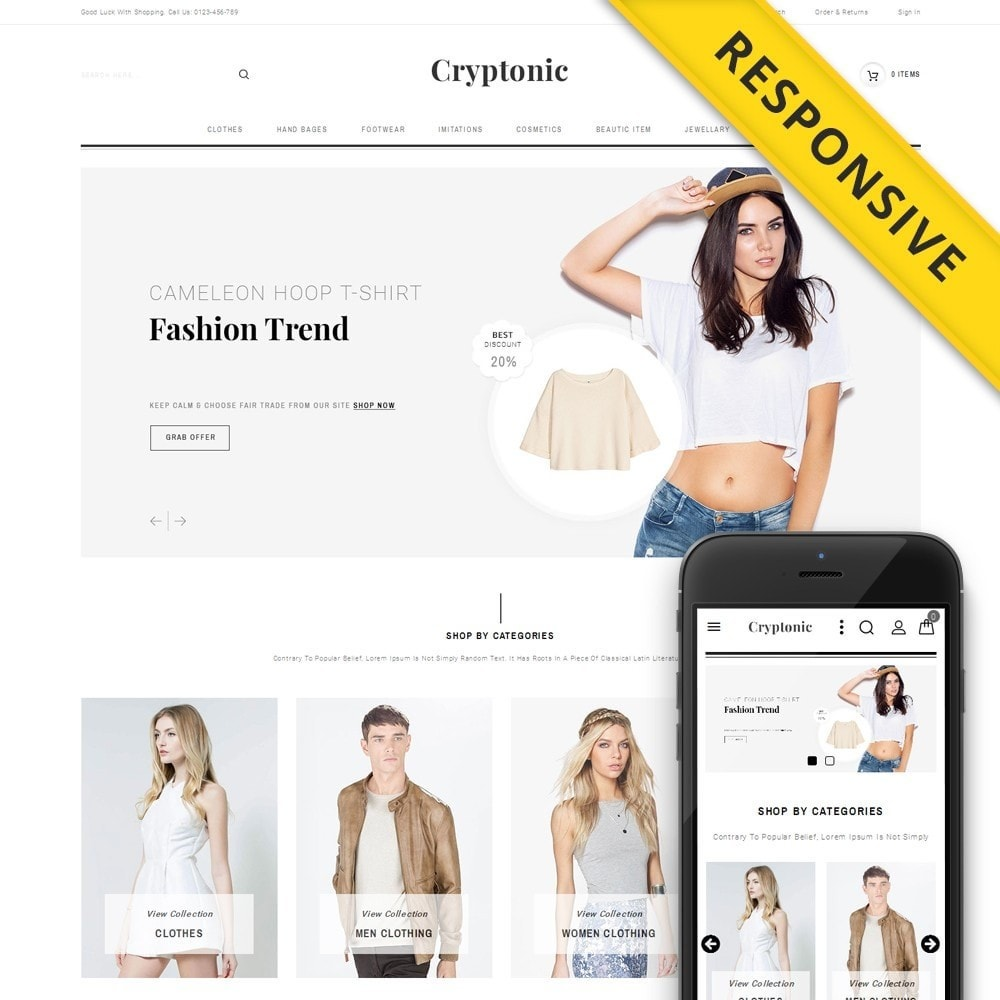 Cryptonic Accessories Store