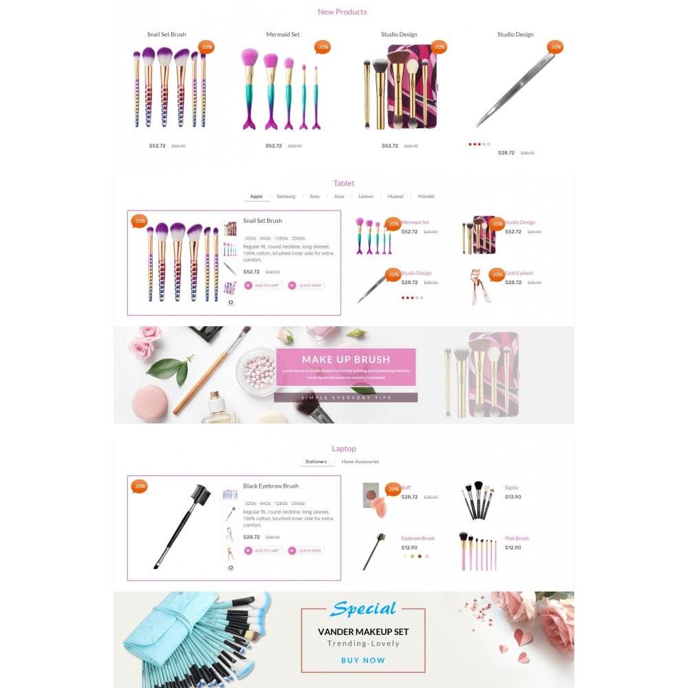 theme - Gezondheid & Schoonheid - Beauty Love Maquillage - 4