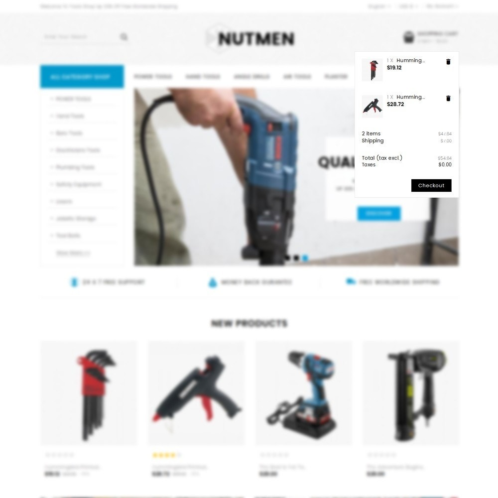 theme - Coches y Motos - Nutmen Tools Store - 8