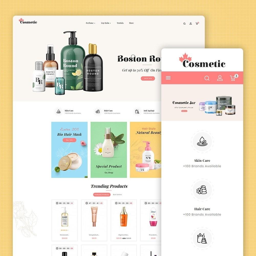 theme - Santé & Beauté - Beauty Cosmetics - 1