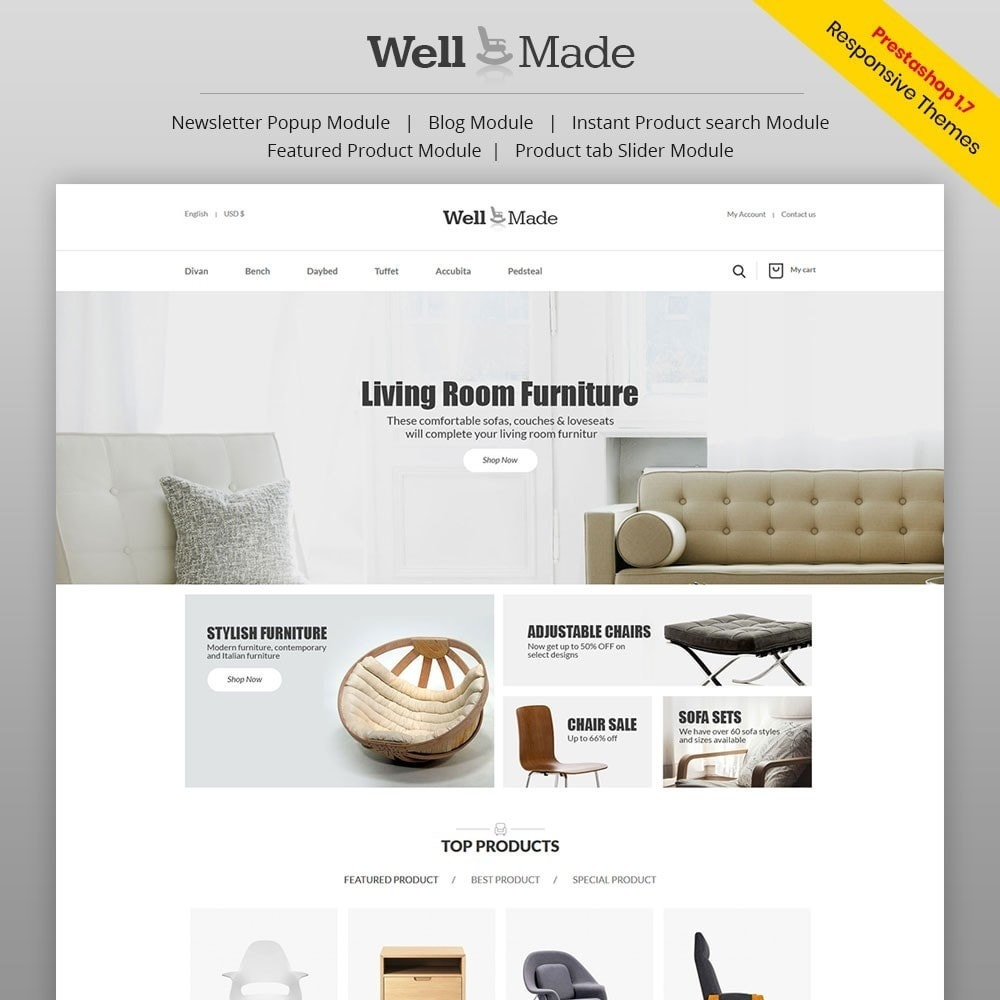 Wellmade Light Furniture Store
