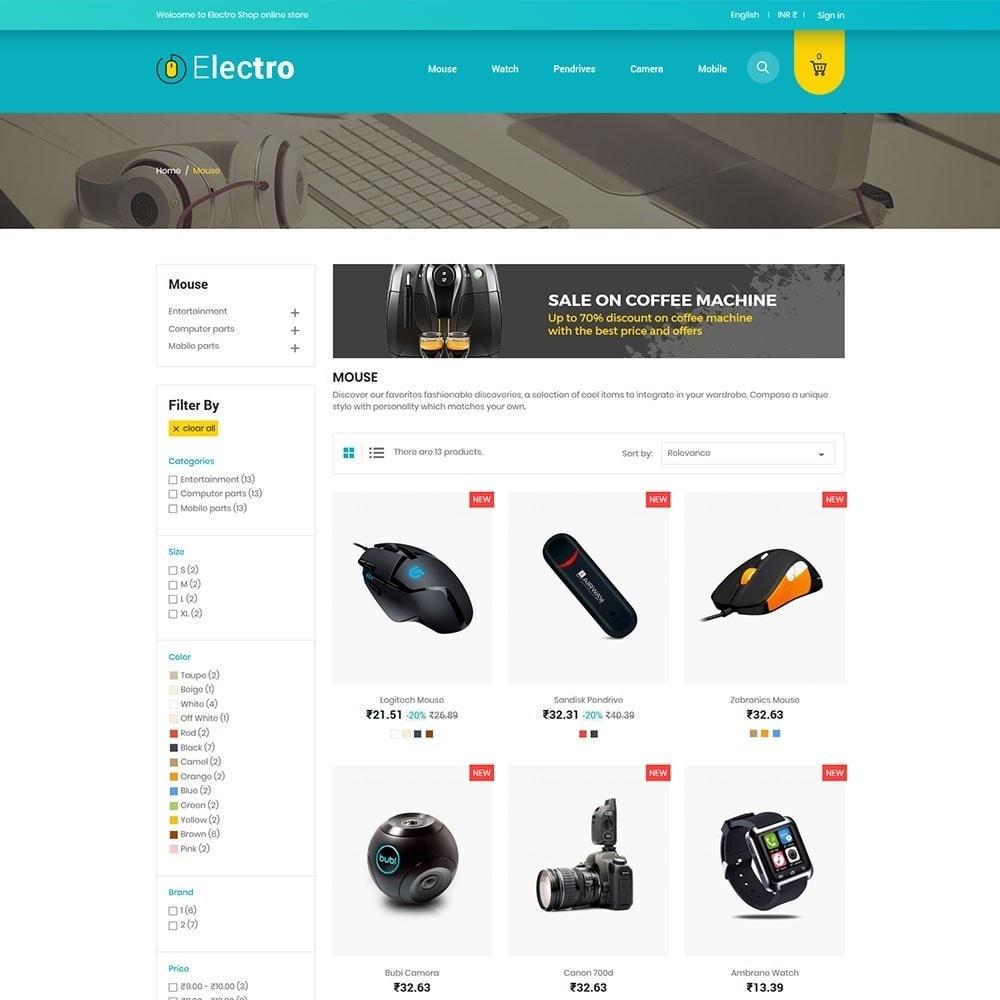 Electro Elctronics Stores