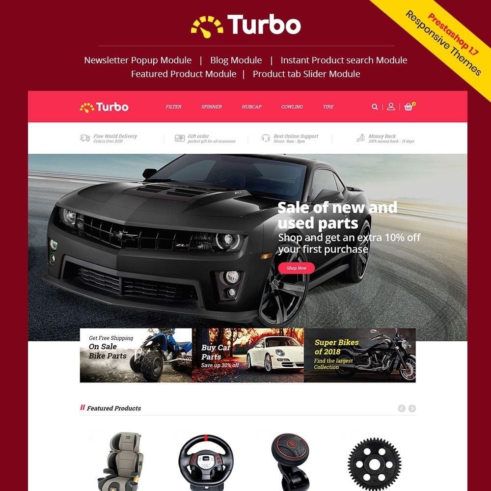 Turbo Auto Store