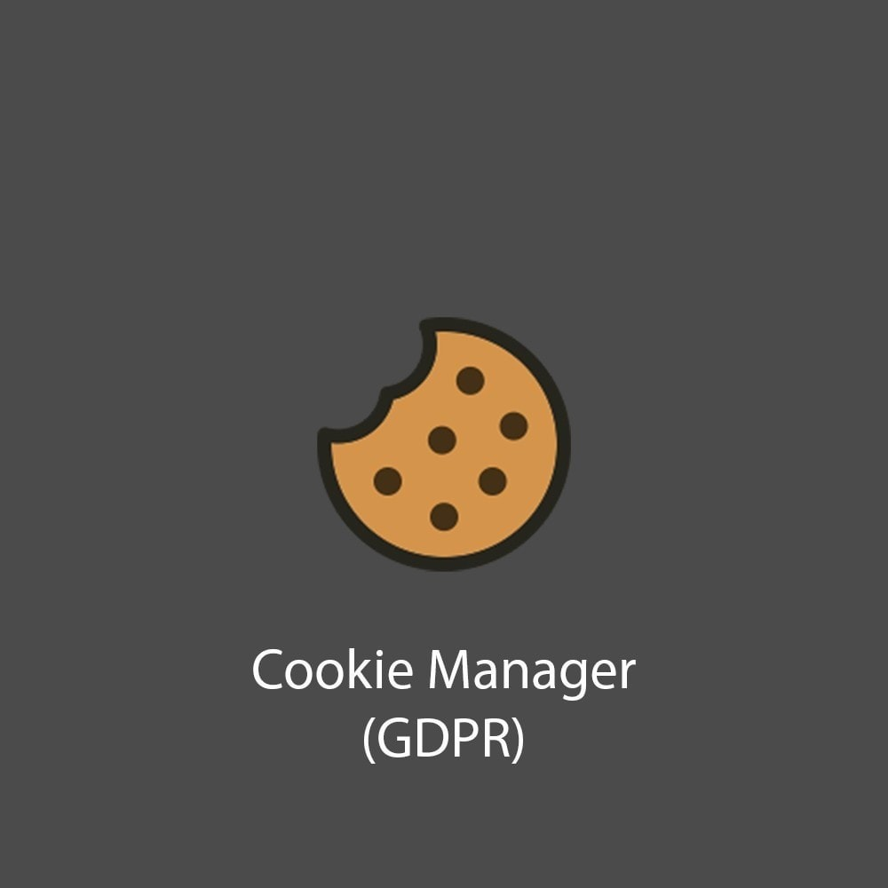 module - Juridisch - Cookie Manager (GDPR) - 1