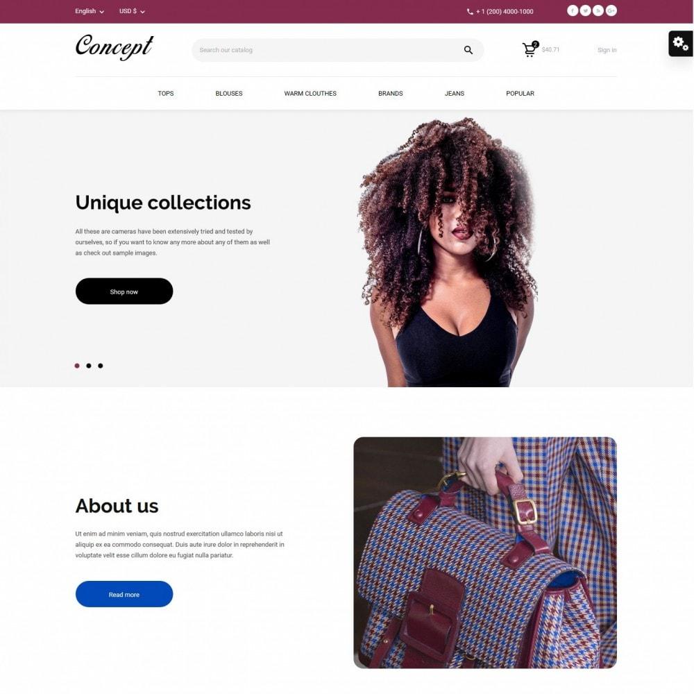 Concept Fashion Store