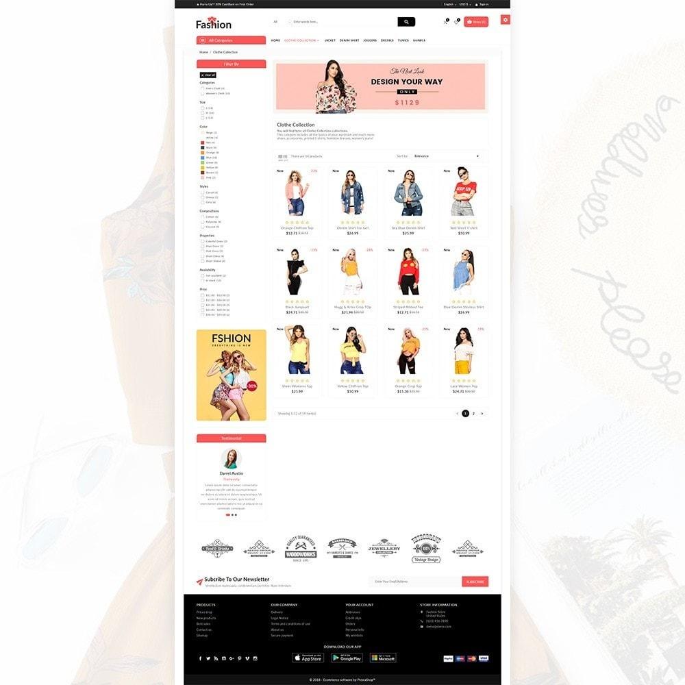 theme - Mode & Schuhe - Stylish Fashion Multi Store - 3