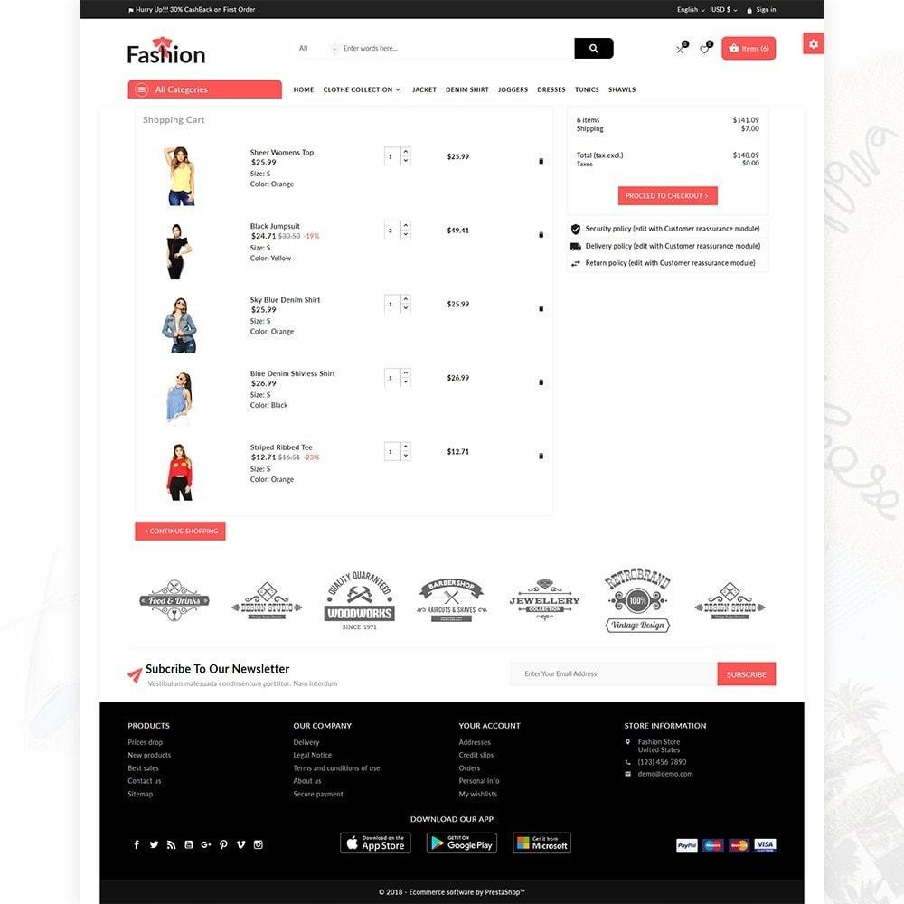 theme - Mode & Schuhe - Stylish Fashion Multi Store - 5