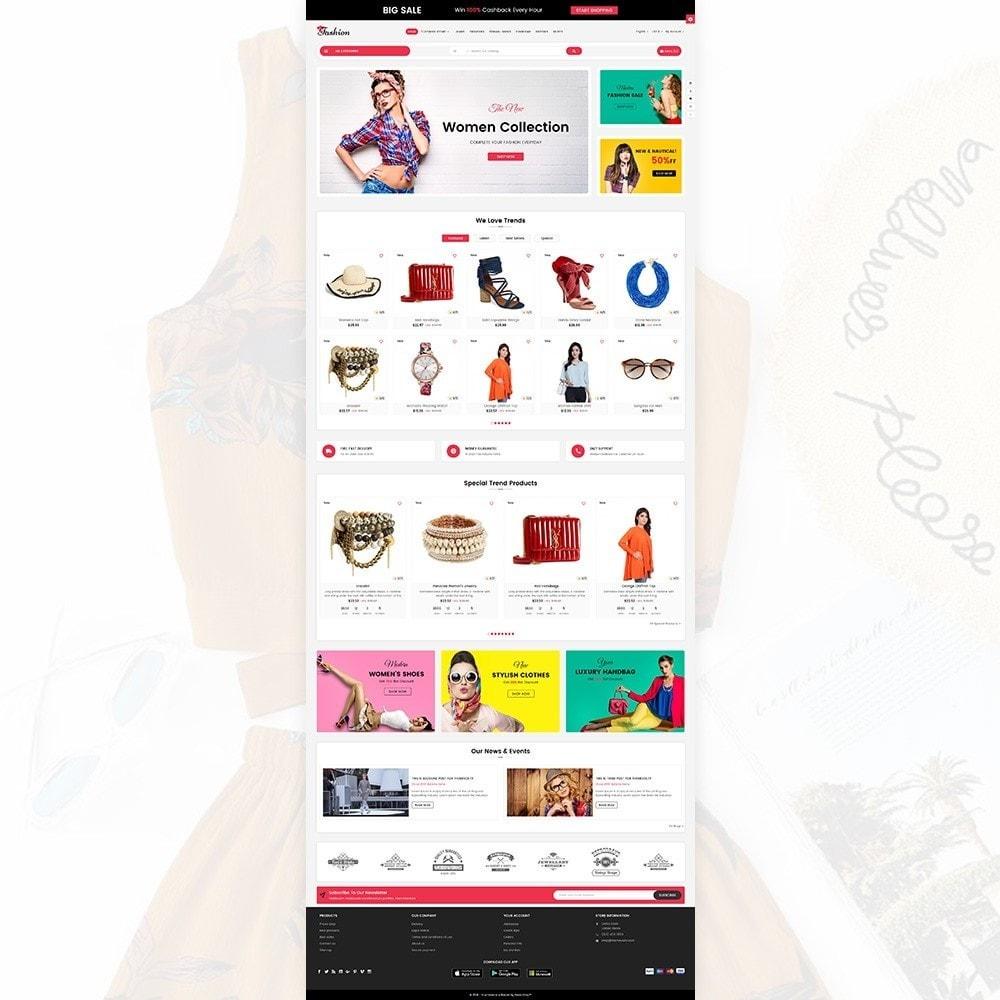 theme - Fashion & Shoes - Stylish Fashion Cloth Multi purpose Store - 3
