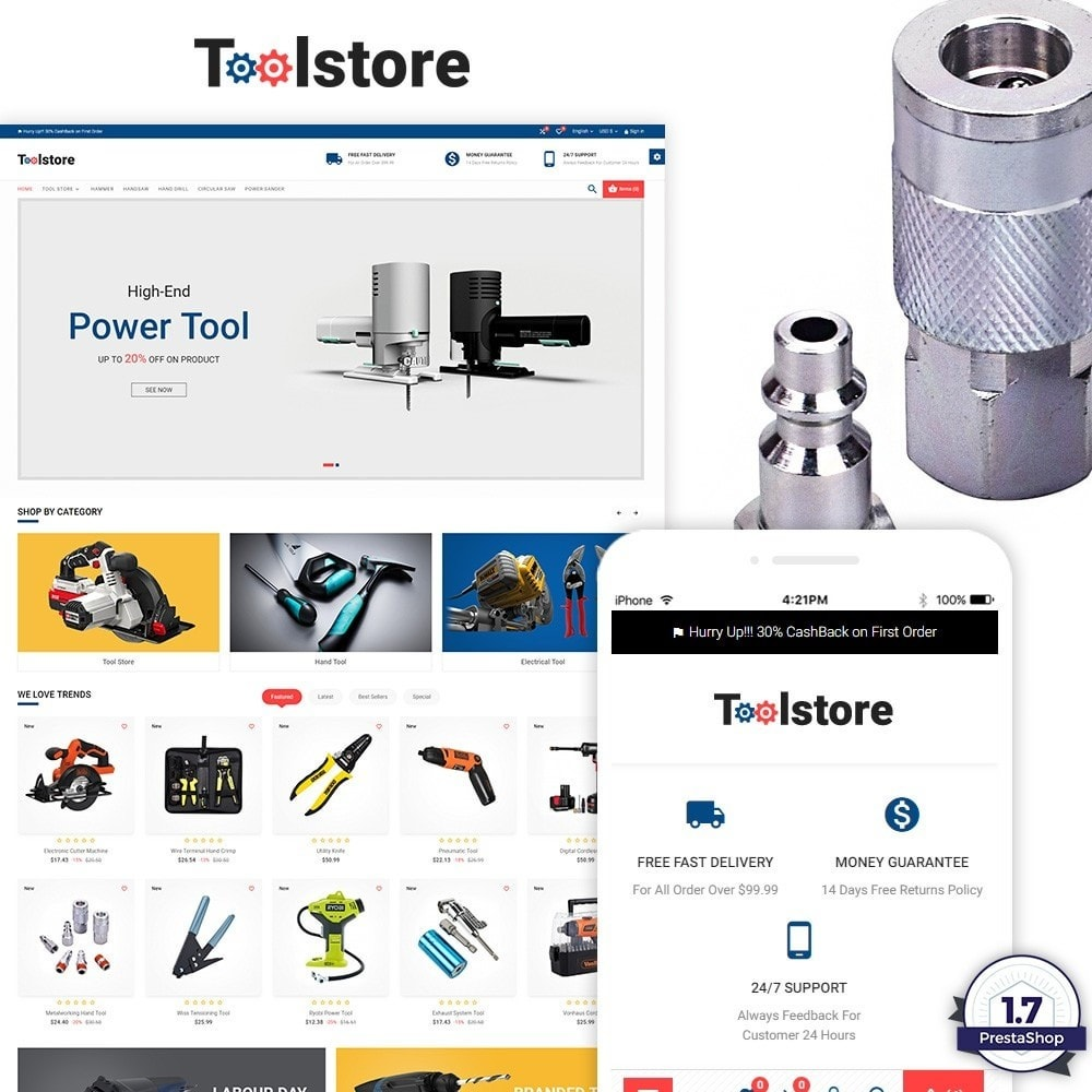 Tools – Accessories multipurpose Store