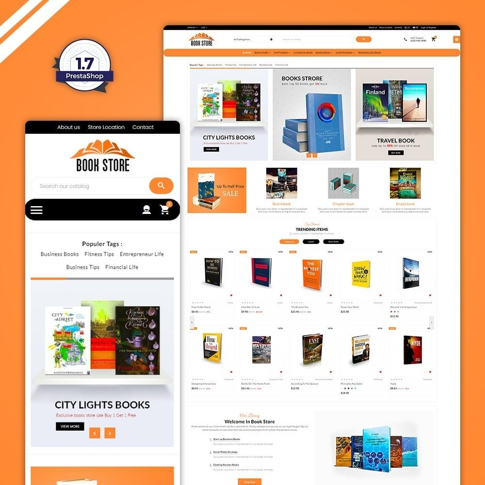 theme - Electronique & High Tech - The Mega Book Store - 1