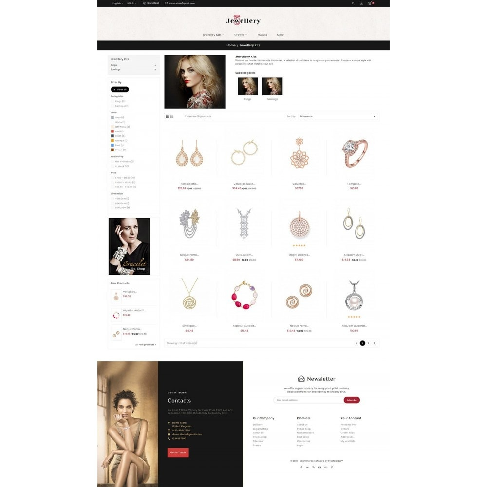 theme - Jewelry & Accessories - Diamond Jewelry - 3