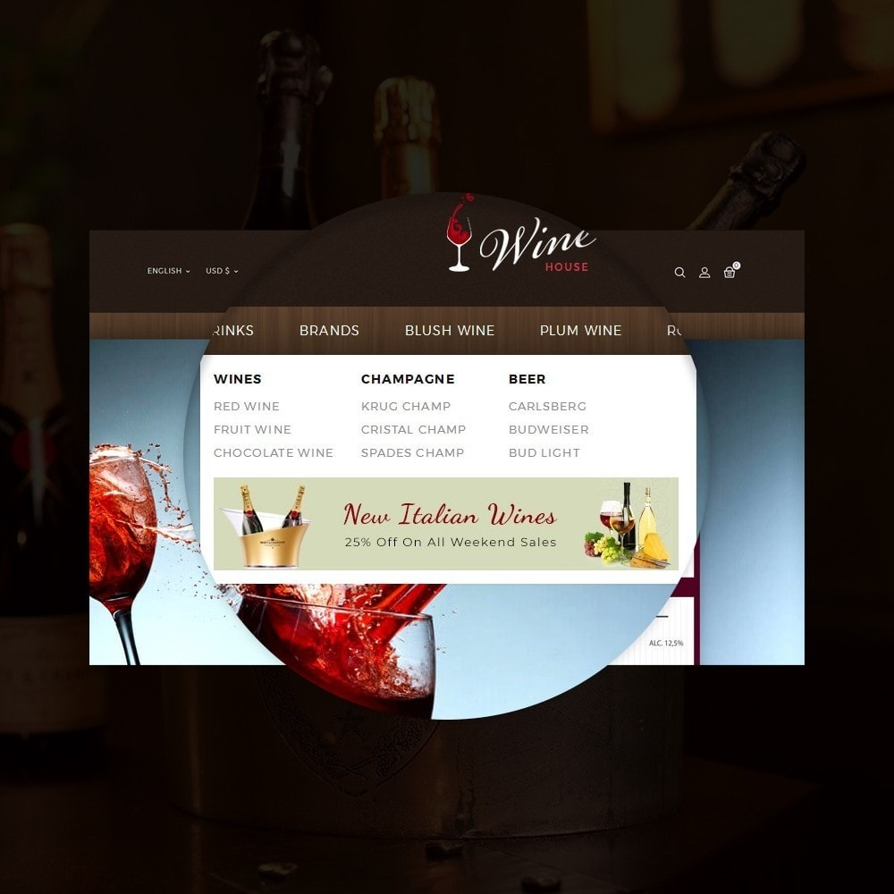 theme - Boissons & Tabac - Wine House Online Store - 6
