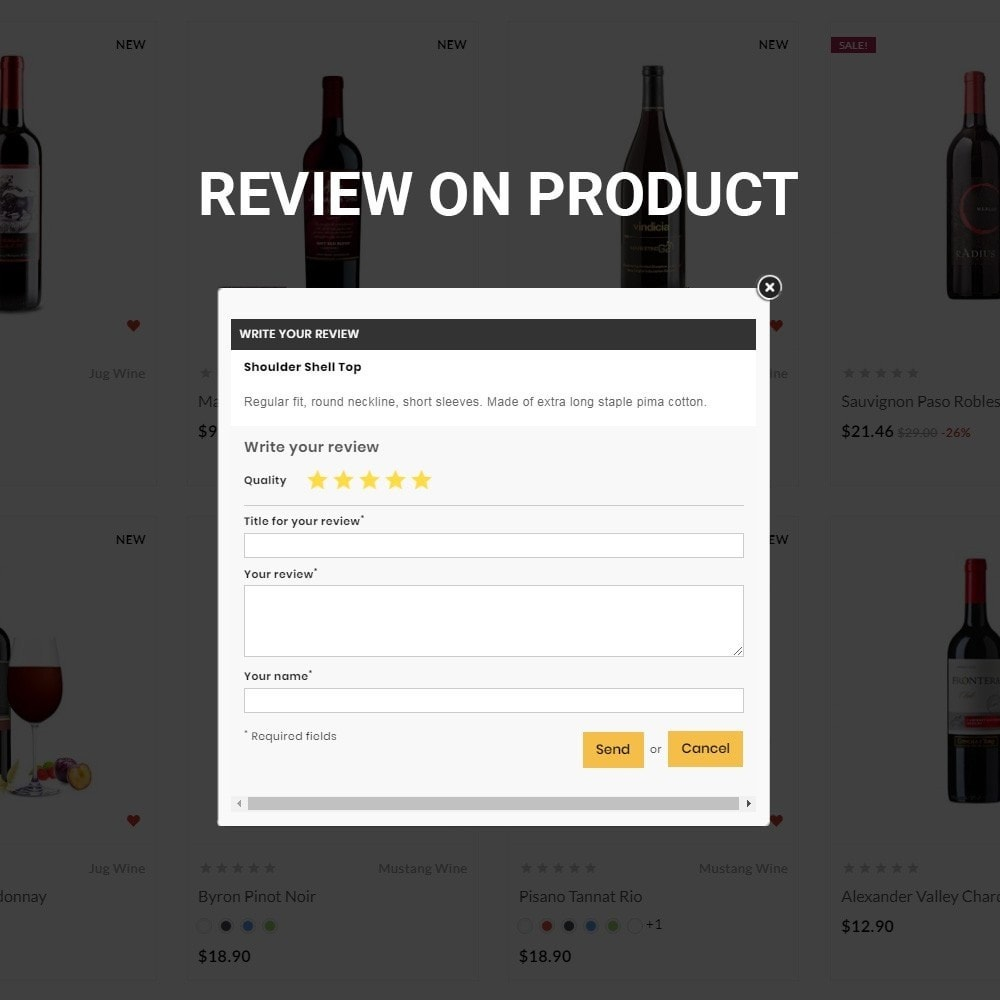 theme - Drink & Tobacco - The Wine Store – France Wine Shop - 9