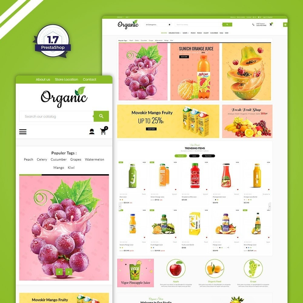 The Organic Store
