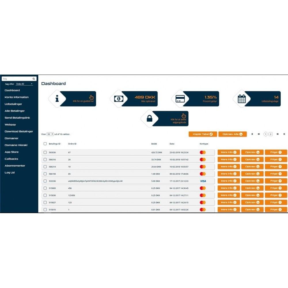 module - Zahlung per Kreditkarte oder Wallet - Yourpay - 5