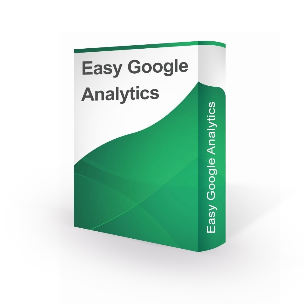 module - Análises & Estatísticas - Easy Google Analytics - 1