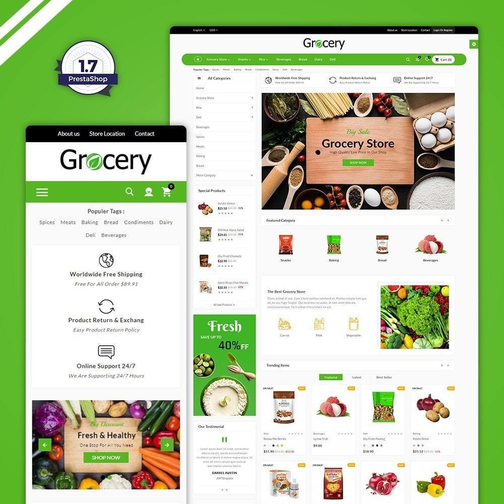 Grocery Mega Shop