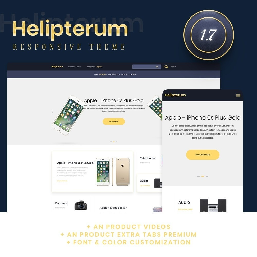 Helipterum - High-tech Shop