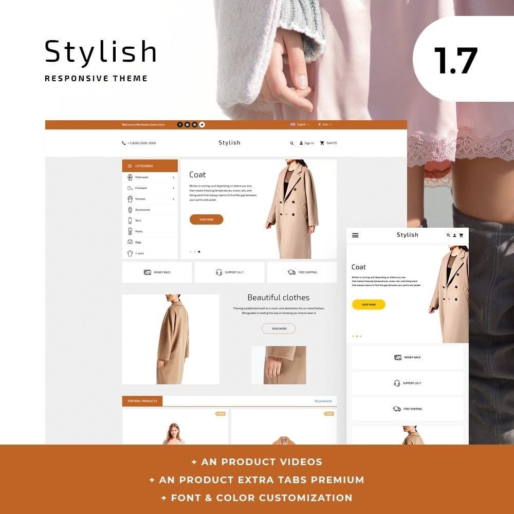 theme - Moda & Calçados - Stylish Fashion Store - 1