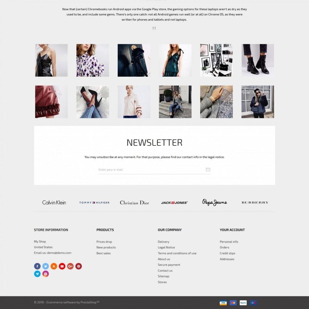 theme - Mode & Chaussures - Stylish Fashion Store - 4
