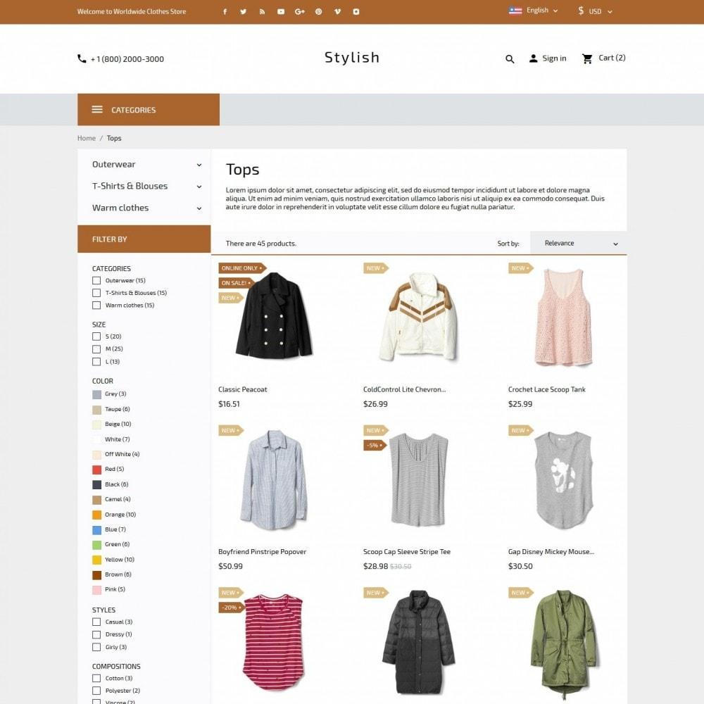 theme - Mode & Chaussures - Stylish Fashion Store - 5