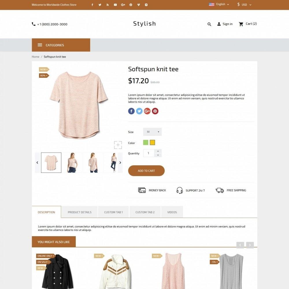 theme - Mode & Chaussures - Stylish Fashion Store - 6